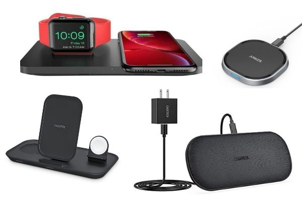 best wireless charger for multiple devices